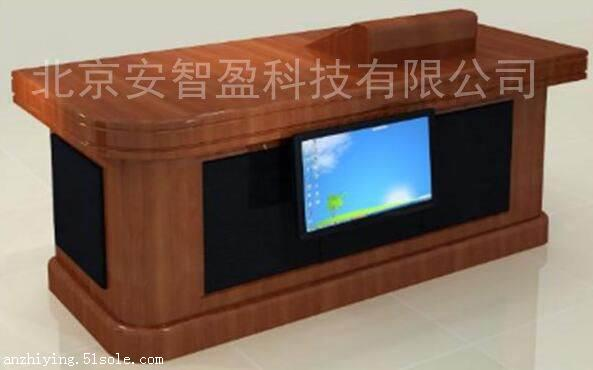 木质审讯桌询问用审讯桌