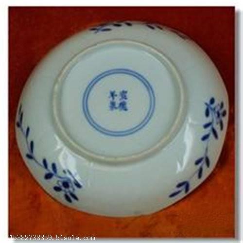 [ 更新日期:2018-06-28 ]  明代瓷器底款的拍卖价格高    宣德青花瓷图片