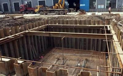 拉森钢板桩施工的问题及解决方案缩略图