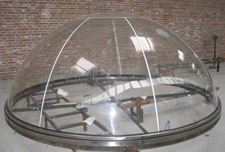 亚克力吹塑球透明球最大可做3M
