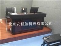 监狱软包审讯桌图片/检察院审讯桌椅