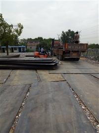 合肥政务区铺路钢板出租钢板垫道