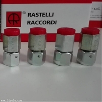 TN403压力表接头雷斯特利卡套式接头液压管路连接件