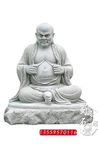 石雕十八羅漢青石十八羅漢雕像石雕人物佛像