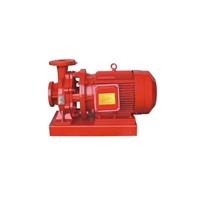 卧式消防泵的结构是什么样的博山多用泵厂