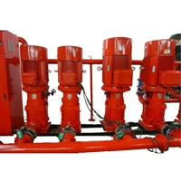 消防增压设备设计流量有哪些要求