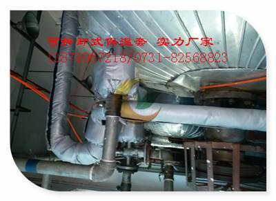 排气管隔热罩防火罩保温套优质服务