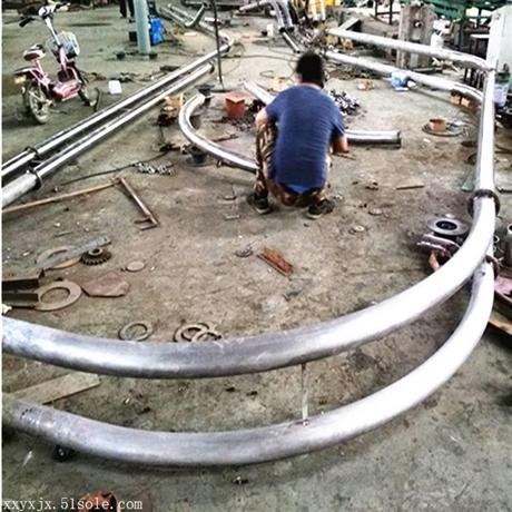 管链输送机批量加工 药粉输送机牡丹江