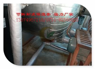 天津注塑机保温套长期使用