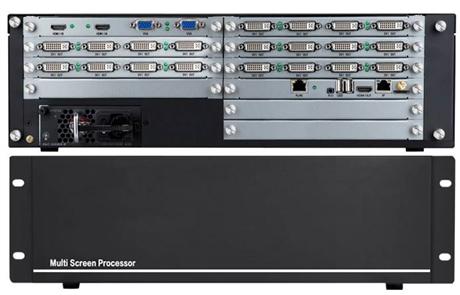 图形拼接矩阵 派尼珂图形拼接处理器NK-HD600MGSP