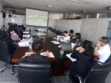 北京某科技公司在广州PMP项目管理绩效培训圆满结束