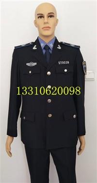 客运服装-新式客运安检员制服