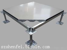 深圳防静电地板 陶瓷静电地板 全广东供应安装一条龙