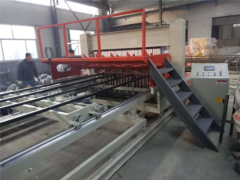 钢筋网片制作设备/全自动排焊机