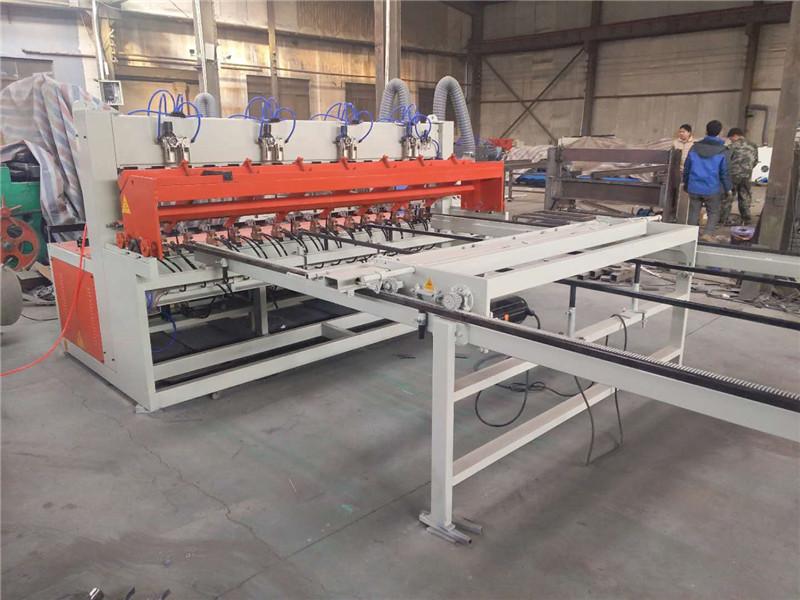 钢筋网片焊机  网片焊机供应商 全自动钢筋网片厂家