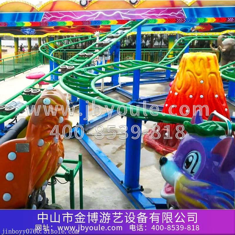 2018年流行的儿童游乐园设备厂家