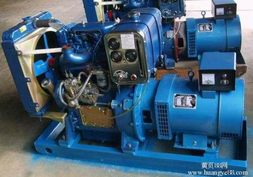 广州二手发电机回收公司
