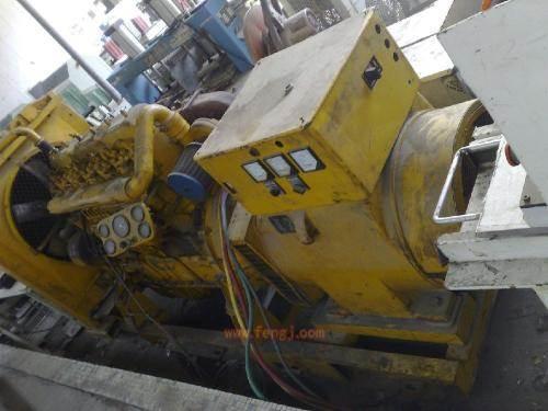 珠海二手发电机回收