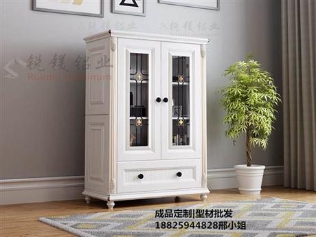 家用鞋柜洗衣柜电视柜定制型材批发