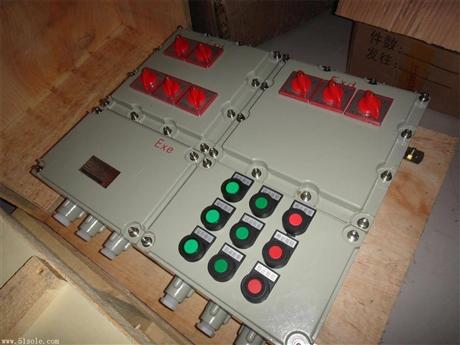 BXK防爆电控配电箱