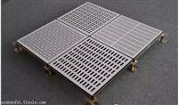 西安通风防静电地板报价,通风率可选防火抗压板