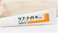 ?雅虎代拍目元Tsubu night pack去脂肪粒眼霜