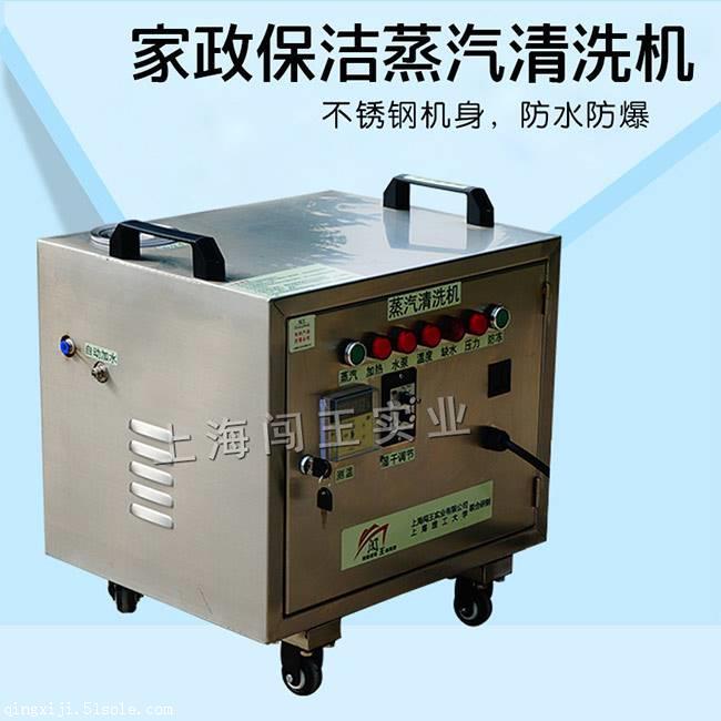 闯王电加热蒸汽清洗机 家政蒸汽清洗设备 油烟机蒸汽清洁机
