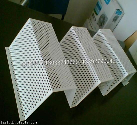 室外双曲铝单板