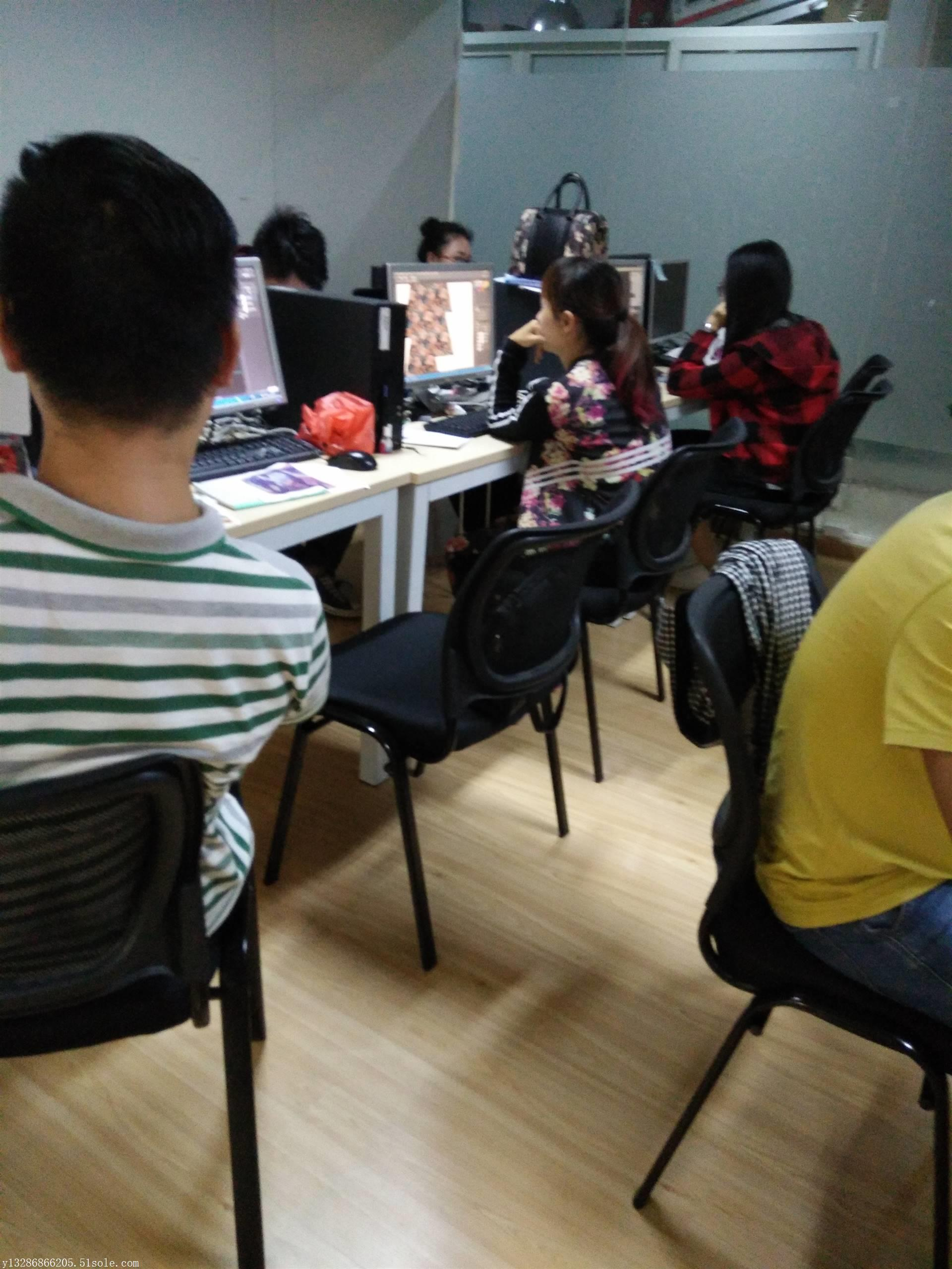 广州数码印花设计培训教程 免费试学包就业