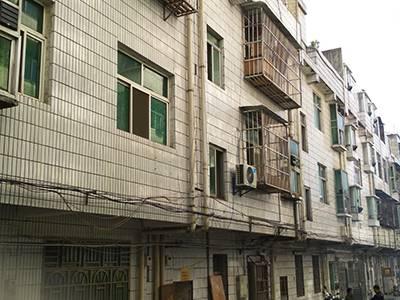 宝鸡市渭滨区承重墙的加固