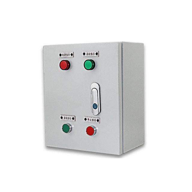 选择物美价廉的双电源柜非博山多用泵厂