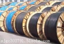 广州旧电缆回收,高价回收