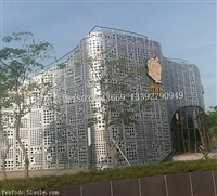 幕墙双曲铝单板加工厂家