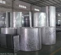 双曲铝单板焊接中