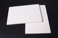 山東料倉溜槽耐磨陶瓷襯板生產廠家 氧化鋁襯板現貨批發
