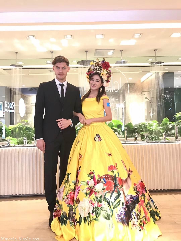 汕头外籍模特公司走秀模特服务公司