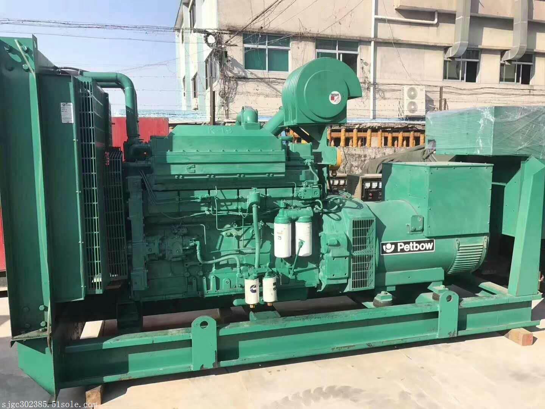 广州发电机回收,哪里有高价回收发电机