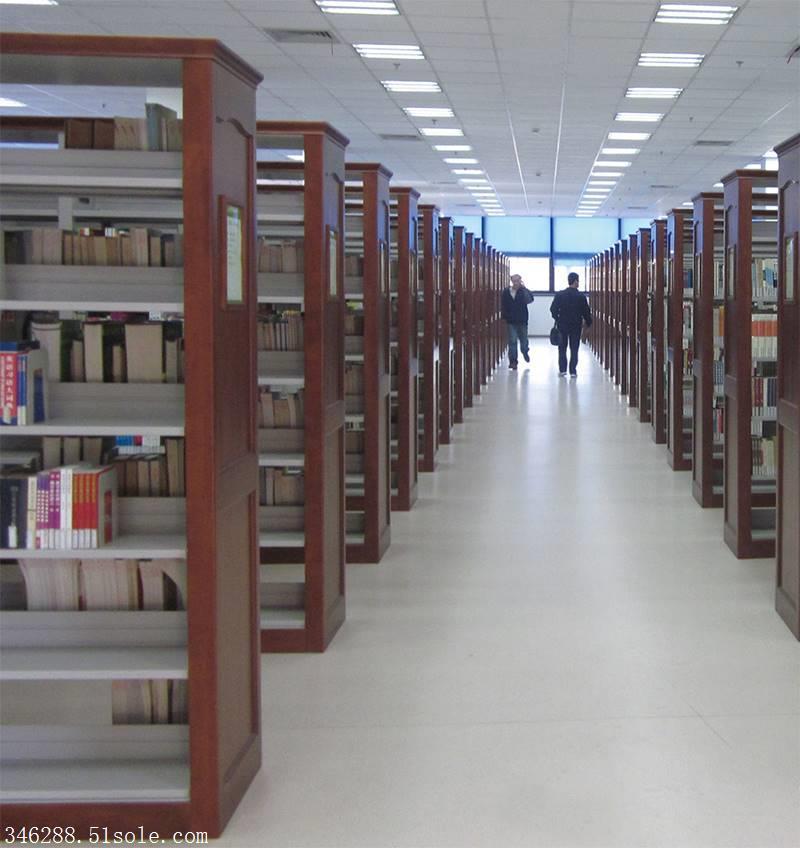 南昌书架厂家图书馆书柜 中国驰名商标