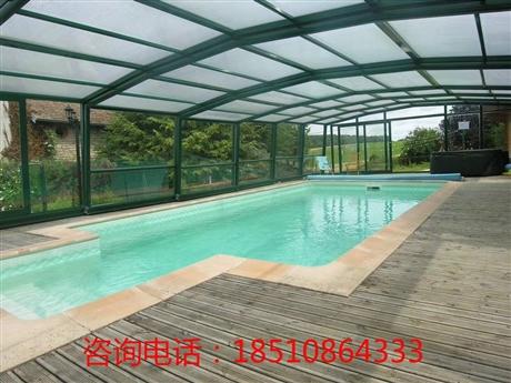 北京游泳池设计