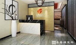 商业办公空间/崇艺楼装饰sell/办公空间设计