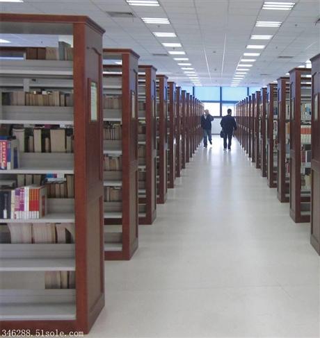 图书馆书架阅览桌椅