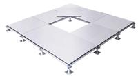 广州全钢防静电地板参数,钢制地板一条龙服务