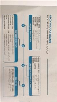 圓珠筆出口伊朗voc/COI認證及如何做