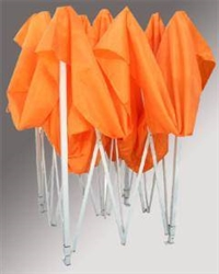文山广告帐篷   折叠帐篷摊位大伞  印字  LOGO