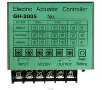 GH-2005电动执行器控制模块 智能型模块定位模块