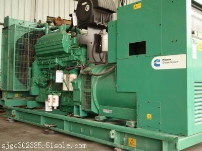 广州二手发电机回收,专业上门回收
