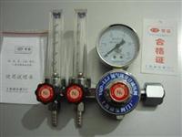 氮气双流量计减压阀 YQD-LLJ 氮气双流量计减压器