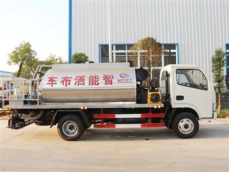 广东汕头沥青撒布车供货商