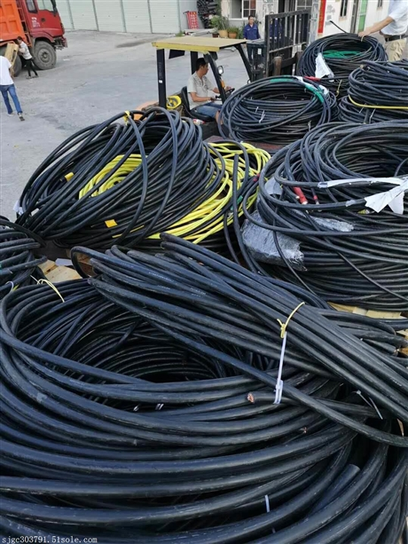 广州电缆回收的技术