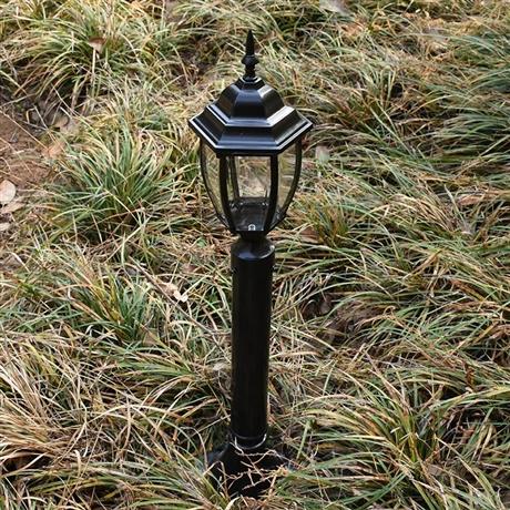 3W太阳能草坪灯欧式led太阳能草坪灯